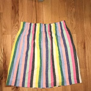 Jcrew skirt, brand new.